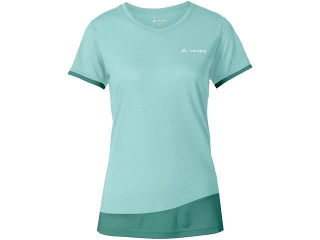 VAUDE Sveit T-Shirt Femme, glacier